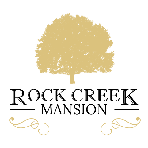 Rock Creek Mansion Retina Logo